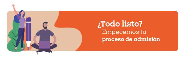 Proceso de admisión Anáhuac México